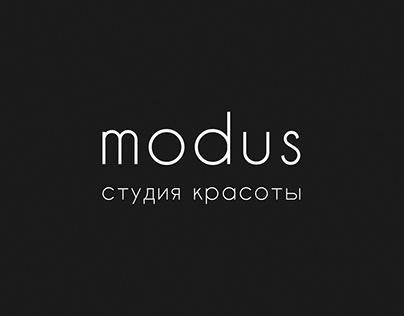 Branding ▲ Modus