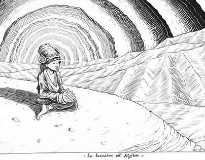 Le troisième oeil Afghan