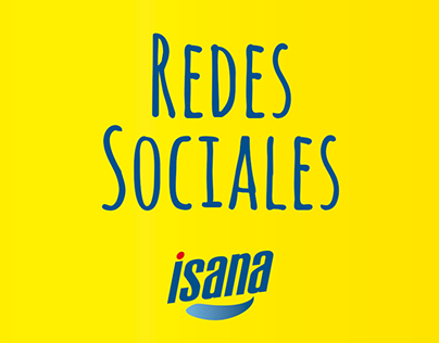 ISANA - Redes Sociales