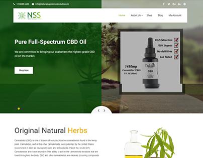 #Natural #Supplement #solutions #CBD #Oil - Herb Design
