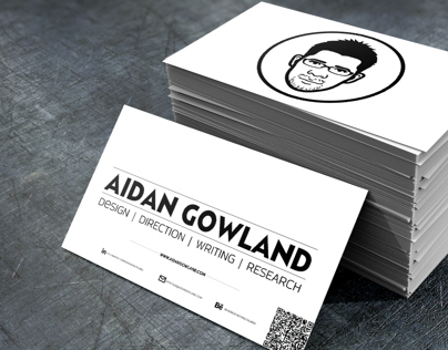 Personal Branding - Business Cards