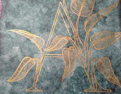 Letras botánicas