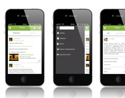 sapo campus web app