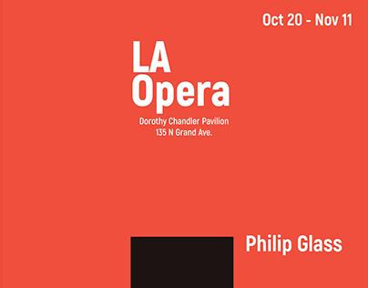 LA Opera Posters