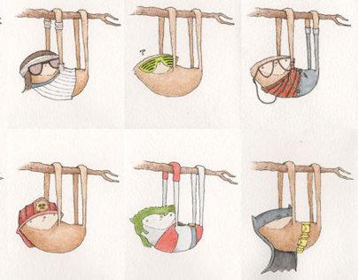 Twenty Sloths