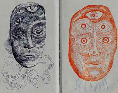 Masks Studies