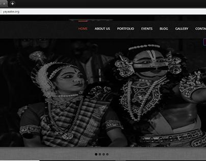 Yayaake - Yakshagana organization website