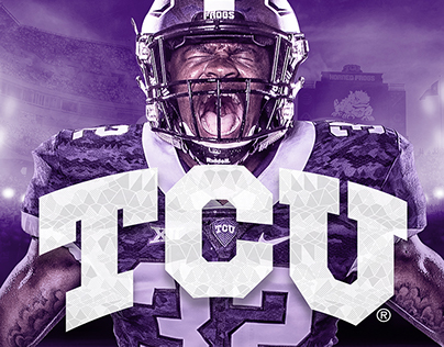 2016 TCU Football Social Graphics