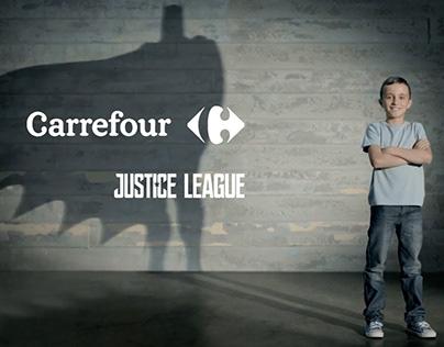 Justice League I Integrated Campaign