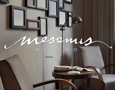 Mesamis - Concept Web App - 2012