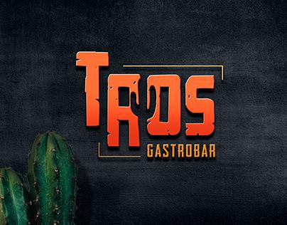 Identidade Visual - Taos Gastrobar