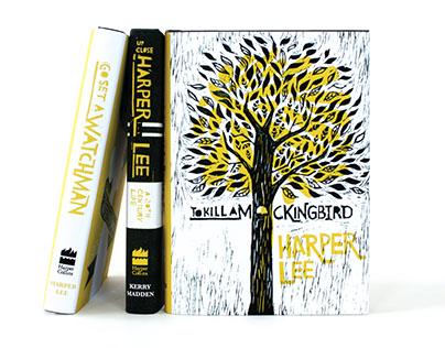 The Harper Lee Series / Cover Design