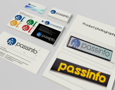 Branding for Passinfo