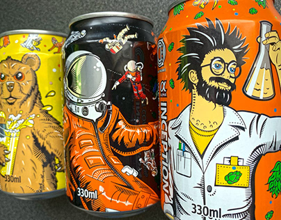 Cans and Advertising