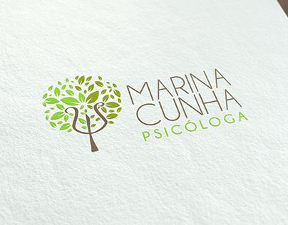 IDENTIDADE VISUAL - MARINA CUNHA