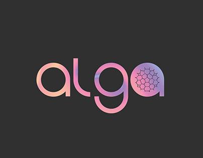 Alga Branding Project