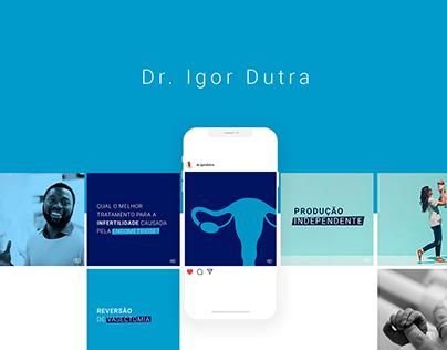 Social Media   Dr. Igor Dutra
