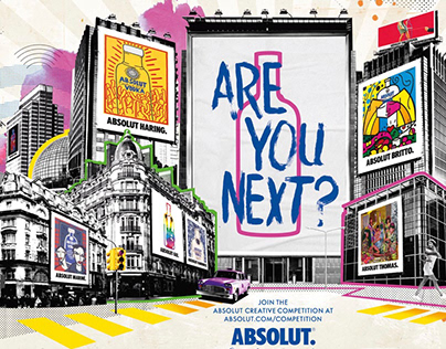 Absolut Vodka - Are You Next?