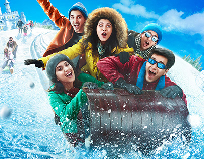 Imagica Snow Park Summer '19