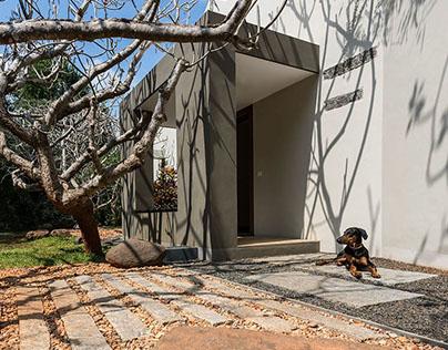 Interior Architecture, Auroville House