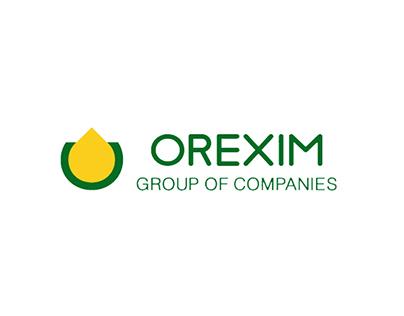 OREXIM | redesign
