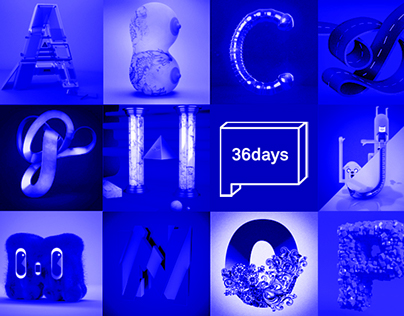 A to Z for 36 days of Type.
