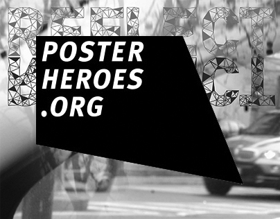 REFLECT // Poster Heroes 3