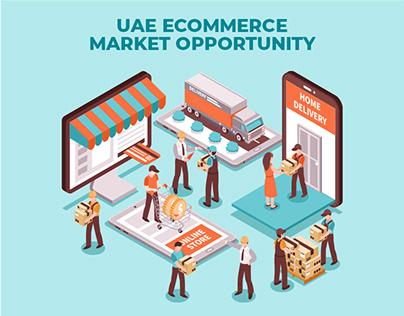 Infographics - UAE eCommerce Market Opportunity
