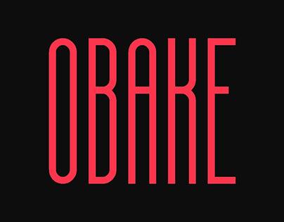 Obake | FREE FONT