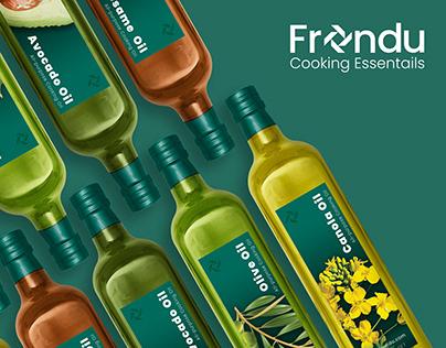 Frondu: Cooking Essentials | Brand Identity