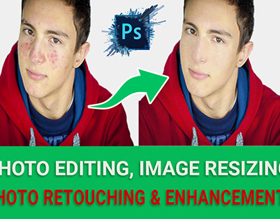 photo editing photo retouching