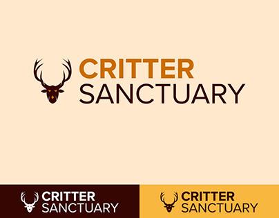 Critter Sanctuary Logo Design