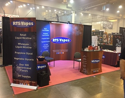 Trade Show Display and Signage