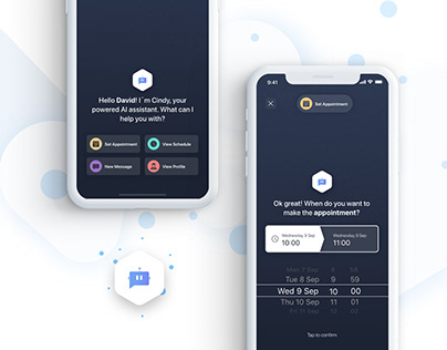 AI Personal Assistant Chatbot