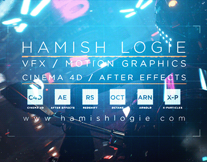 Hamish Logie Showreel | VFX / Motion Graphics