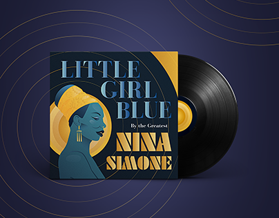 Little Girl Blue Vinil