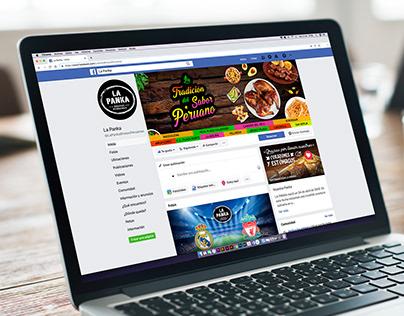 Social Media - La Panka