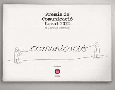 Premis de Comunicació 2012