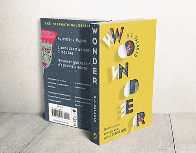 Wonder Cover Redesign