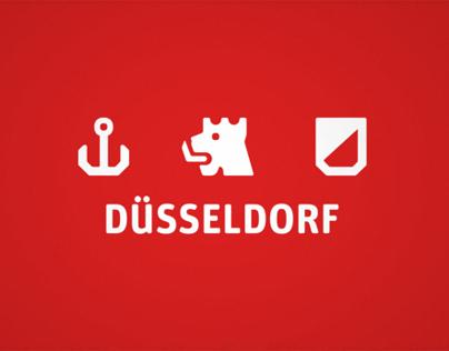 City of Düsseldorf - Branding