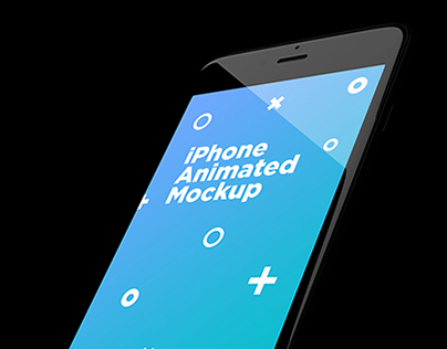Free iPhone Animated Mock-Up DOWNLOAD!