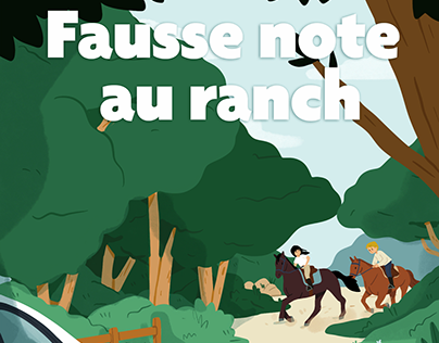 Fausse note au ranch - Tome 1 & 2