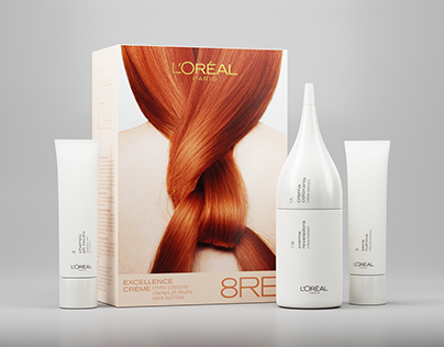 L'Óreal - Innovation through Packaging