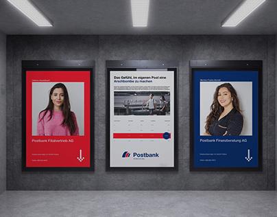 POSTBANK - corporate website