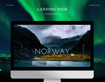 Landing Page | Travel Agency
