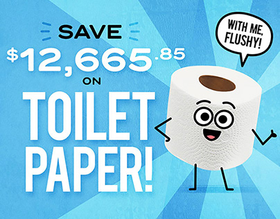 ANIMATION | TOILET PAPER VIDEO ESSAY