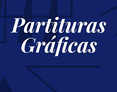 Partituras Gráficas   Morfología 2 Longinotti
