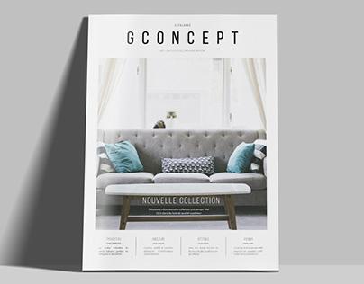 Catalogue GConcept