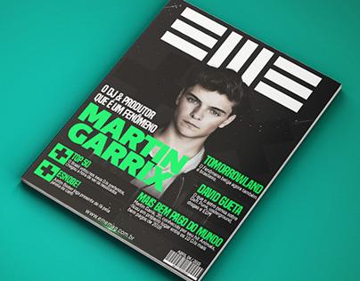 Revista EME - Martin Garrix