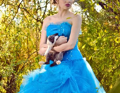 Teen Magazine Alice in wonderland